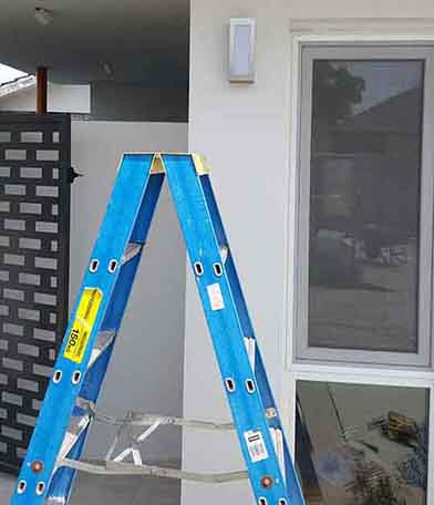 perth electrical work
